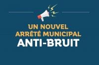 Arrêté municipal reglementant les nuisances sonores