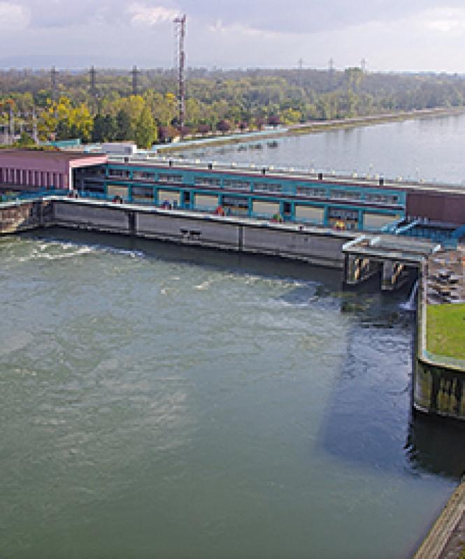 Usine, hydroélectrique